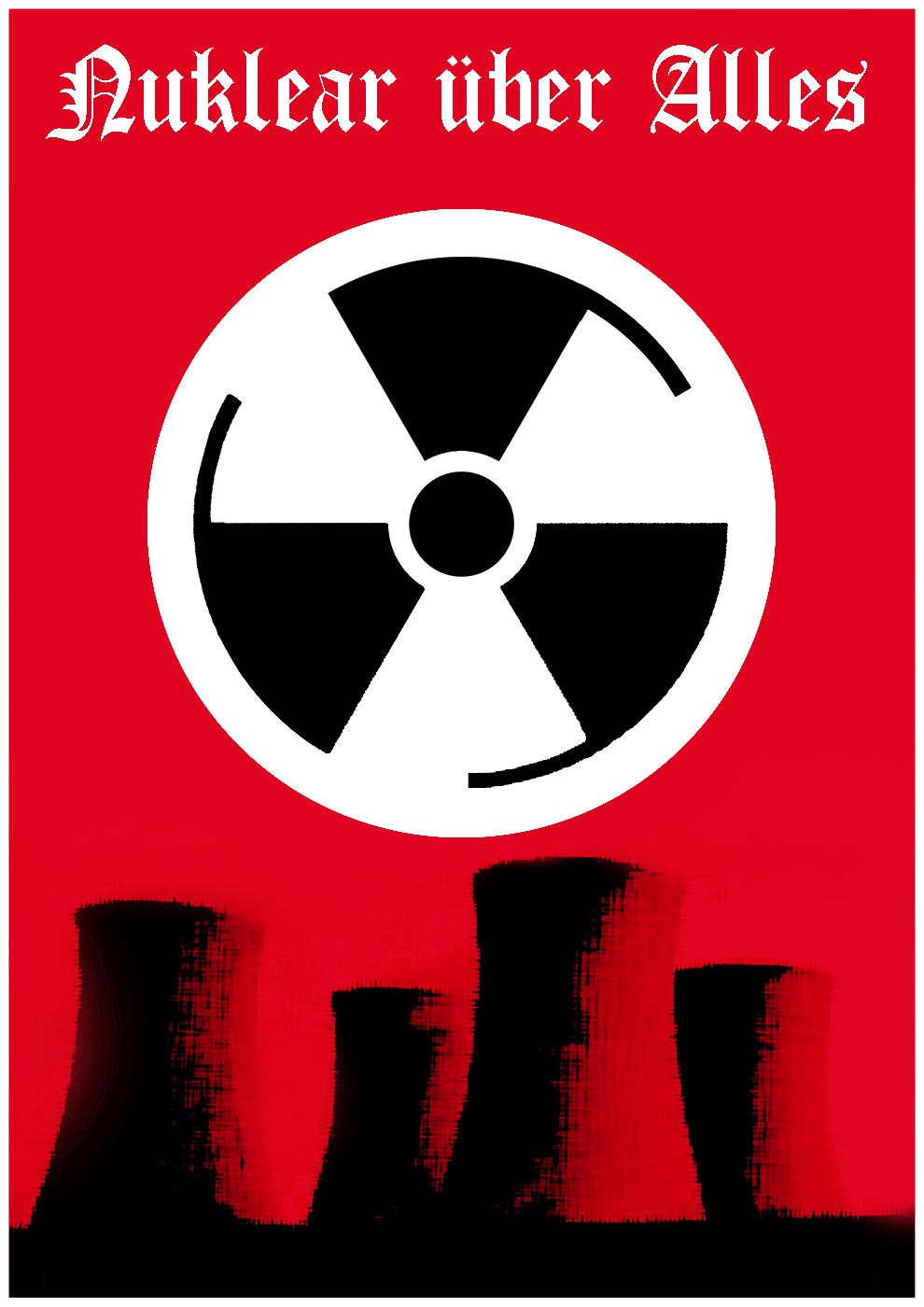 nuklear uber alles - graficanera - NO COPYRIGHT