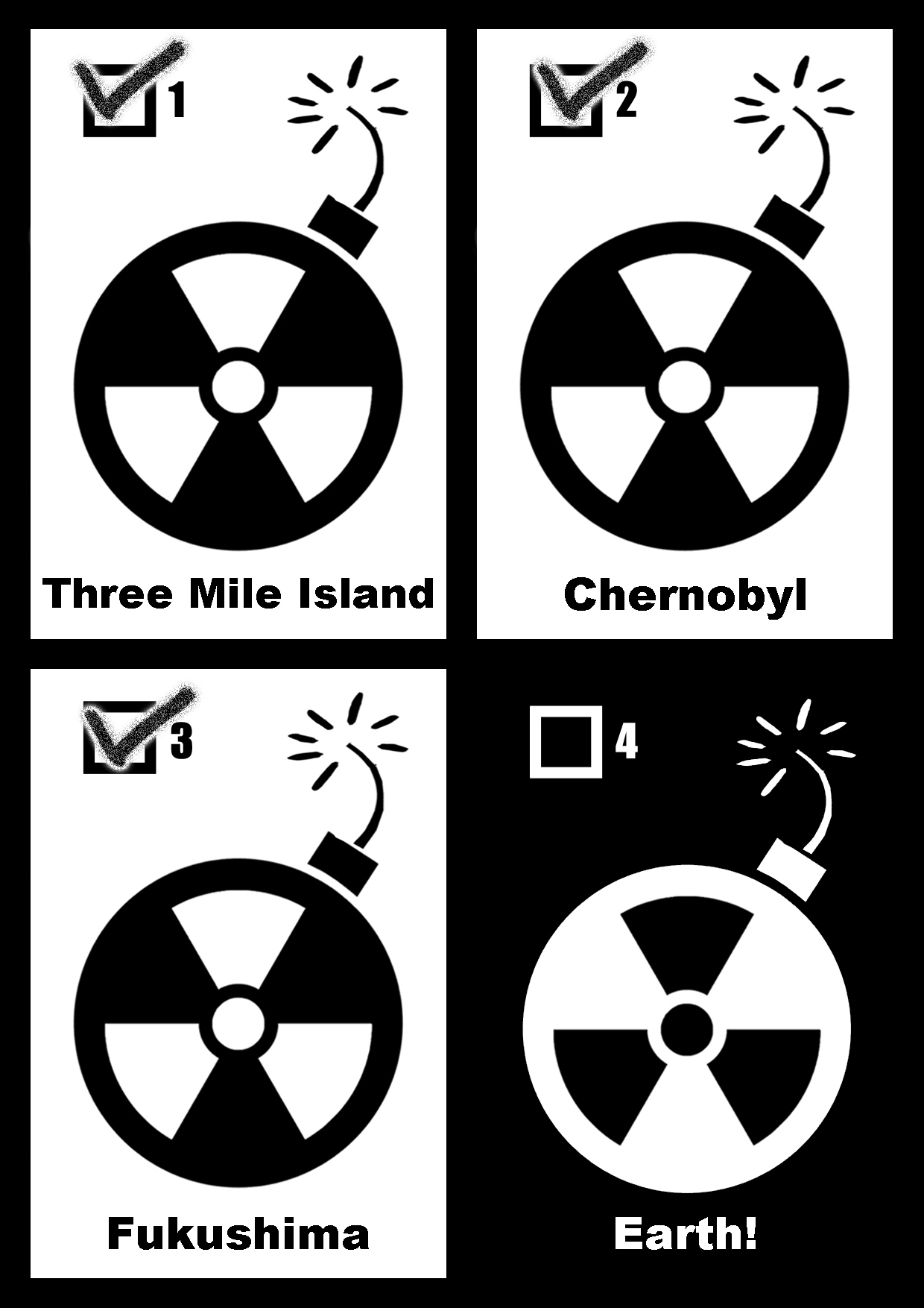 nuclear holocaust - graficanera - NO COPYRIGHT